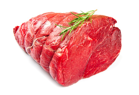 fresh beef rump roast