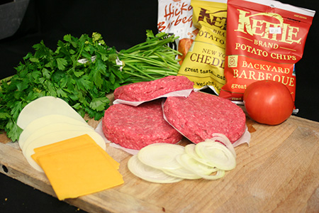 fresh beef sirloin patty