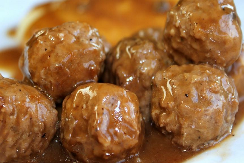 Swedish Meatballs – 3 Lb Pan