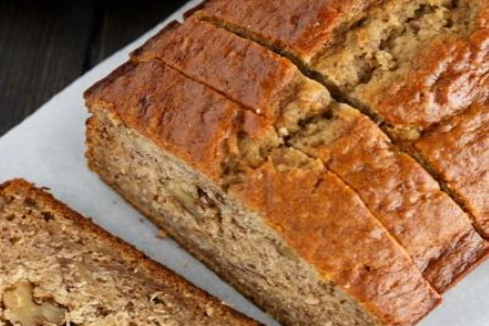 Mrs. B's Homemade Banana Bread