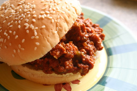 Sloppy Joe Meat – 3 Lb Pan