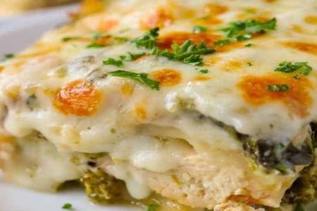 Vegetable Lasagna – 6 Lb Pan