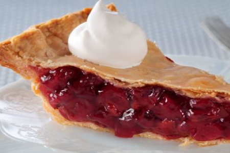 Home Baked Cherry Pie