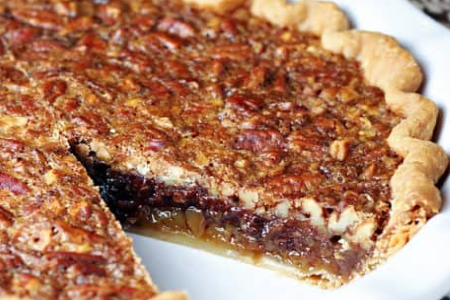Home Baked Pecan Pie