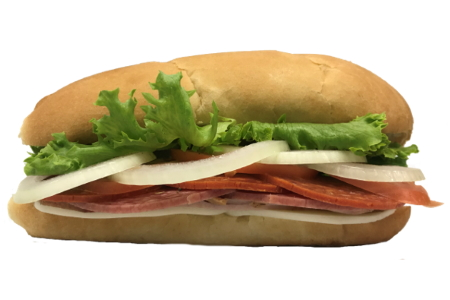 Homemade Fresh Italian Sub